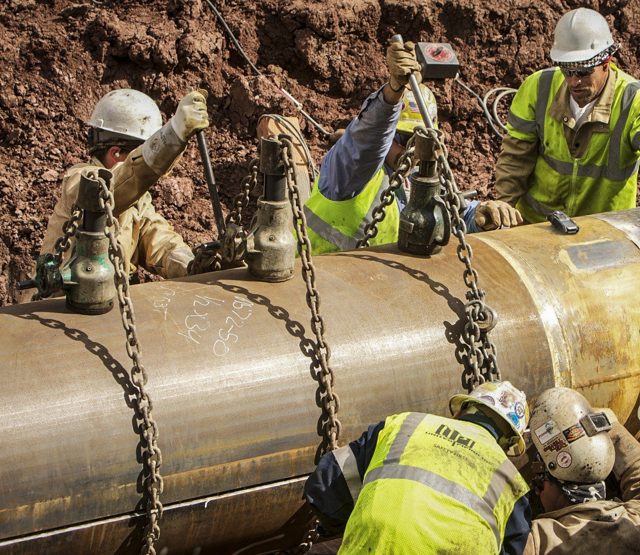 Pipeline Construction Company | United Piping Inc